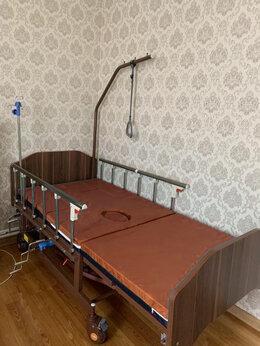 Приборы и аксессуары - Кровать для лежачих больных функционал медицинская, 0