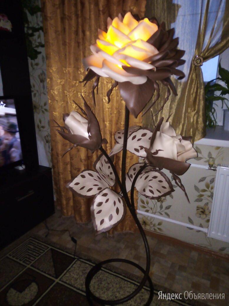 Торшер, выс. 1,45см.,бутон 0,45см. по цене 2600₽ - Ночники и декоративные светильники, фото 0