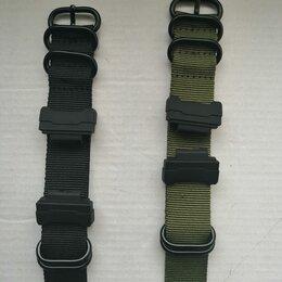 Ремешки для часов - Ремешок ЗУЛУ И НАТО для Casio G-shock, 0