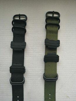 Ремешки для часов - Ремешок зулу-нато для Casio G-shock, 0