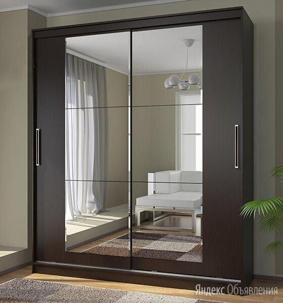 Новый Шкаф-купе с зеркалами от производителя по цене 24000₽ - Шкафы, стенки, гарнитуры, фото 0