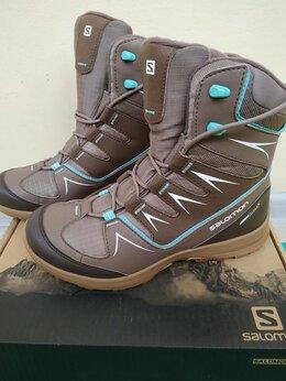 Ботинки - Salomon, 0