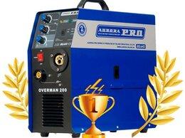 Сварочные аппараты - Полуавтомат сварочный Aurora Overman 200 Pro, 0