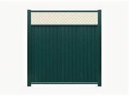Заборчики, сетки и бордюрные ленты - Забор, 0