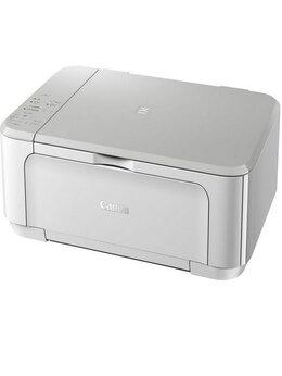 Принтеры и МФУ - МФУ струйное IJ AIO PRINTER PIXMA MG3640s White, 0