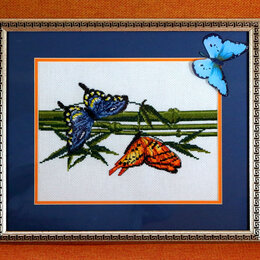 Раскраски и роспись - Красивые рамки для вышивок и паззлов  , 0