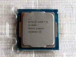 Процессоры (CPU) - Intel Core i5-8600. Ядер: 6 x 3100-4300 МГц. UHD…, 0
