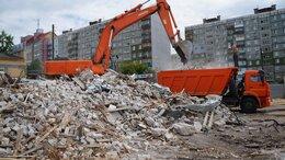 Производственно-техническое оборудование - Дробление бетона, кирпича, железобетона, 0