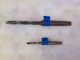 Для дрелей, шуруповертов и гайковертов - Сверла по металлу с коническим хвостовиком 2 шт, 0