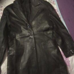 Пиджаки - пиджак из натуральной кожи, 0