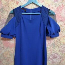 Платья - Вечернее платье - рыбка. , 0