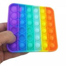 Игрушки-антистресс - Сенсорная игрушка пупырка POP it, 0