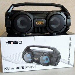 Портативная акустика - Bluetooth система с FM радио и караоке., 0