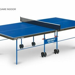 Столы - Теннисный стол Game Indoor, 0
