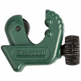 Труборезы - Труборез KRAFTOOL MINI 23382_z01, 3-28 мм, 0