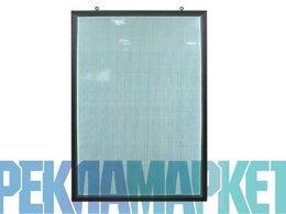 Рекламные конструкции и материалы - Двусторонняя рамка алюминиевая световая 80 х 120…, 0