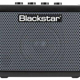 Гитарное усиление - Blackstar FLY3 BASS Мини комбо для бас-гитары 3W. 2 канала. Компрессор., 0