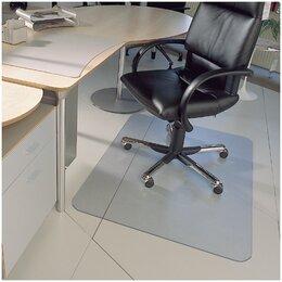Паркет - Коврик защитный для паркета/ламината Floortex, прямоуг.,99*125см, поликарбона..., 0