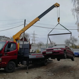 Спецтехника и спецоборудование - Услуги манипулятора, эвакуатора грузоподьемность кузова 5 тонн , 0