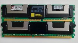 Модули памяти - Оперативная память Kingston  KVR667D2D8F5/1Gb /…, 0