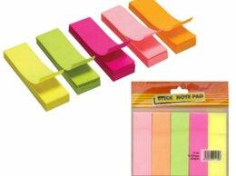 Расходные материалы - Этикет-закладки/стикер 76*127 100л. JIST D14…, 0