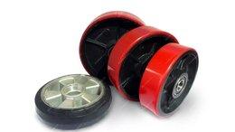 Производство - Рулевые колеса для рохли,  роклы,  тележки , 0