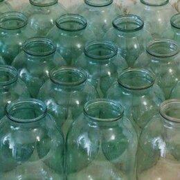 Ёмкости для хранения - 3х литровые банки Б.У , 0