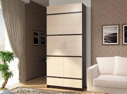 Шкафы, стенки, гарнитуры - ЭВА Шкаф с ПВХ декором ШК-024, 0