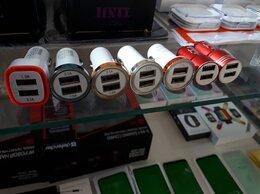 Зарядные устройства и адаптеры - Адаптеры в прикуриватель 2usb, 0