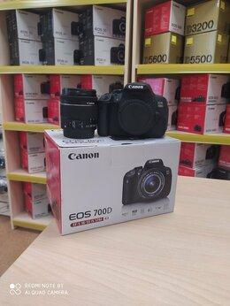 Фотоаппараты - Canon EOS 700D kit 18-55mm , 0