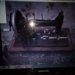 Швейные машины - швейная машина. Билифельда. Выпускалась 1894г-1905г. ГЕРМАНИЯ, 0