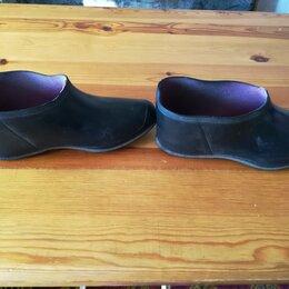 Обувь - Резиновые галоши (калоши) времён СССР, р.35, 0