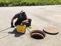 Бытовые услуги - прочистка и ремонт канализации. сантехник, 0