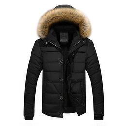 Куртки - Зимняя мужская куртка, новая, большой размер, 0