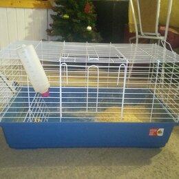 Лежаки, домики, спальные места - Клетка для животных, 0