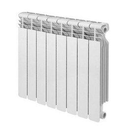 Радиаторы - Радиатор алюминий , 0