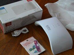 Лампы для сушки - Новая Bevili LED+UV лампа для сушки гельлака 36Вт, 0