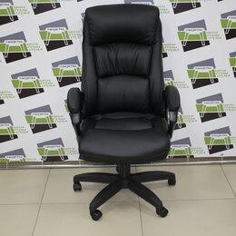 Компьютерные кресла - Кресло компьютерное Статус к.з. черный, 0