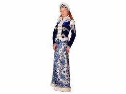 Карнавальные и театральные костюмы - Карнавальный костюм Снегурочка Руслана, размер…, 0