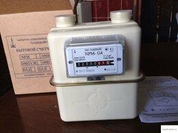 Счётчики газа - Счетчик газа NPM-G-4 Л (левый →, 110мм, выход 1¼), 0