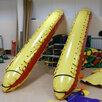 Надувной катамаран для сплава Кокшага-420 по цене 26799₽ - Надувные, разборные и гребные суда, фото 5