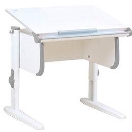 Компьютерные и письменные столы - Парта Дэми СУТ 24 White, 0