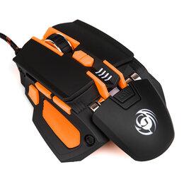 Мыши - Игровая USB мышь Gan-Kata Dialog MGK-41U, 0