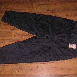 Одежда - Брюки утеплённые рабочие мужские размер 56, рост 4, 0