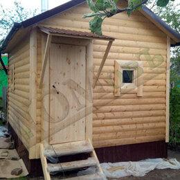 Готовые строения - Каркасная баня под ключ, 0