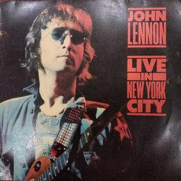 Виниловые пластинки - JOHN LENNON - Live In New York City / LP, 0