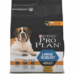 Товары для сельскохозяйственных животных - Корм Purina Pro Plan Optibalance для собак крупных, 0
