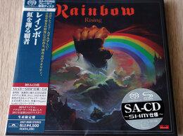 Музыкальные CD и аудиокассеты - Rainbow - Rising - Japan SACD Mini Vinyl Sealed…, 0