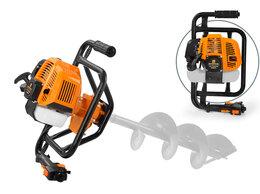 Мотобуры и оснастка - Мотобур CARVER AG-152/000 без шнека, d пос=20мм,…, 0