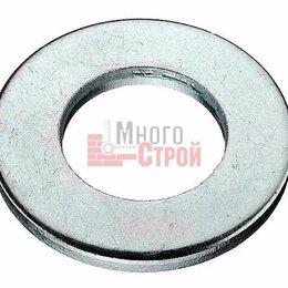 Шайбы и гайки - Шайбы плоские DIN 125 (цинк) 20,0, 0